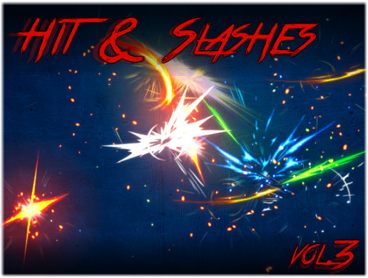 Hit & Slashes Vol.3