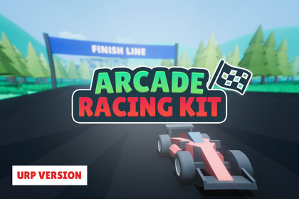 Arcade Racing Kit (URP)