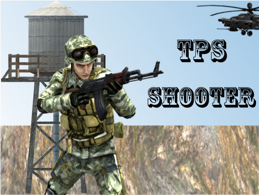 TPS Shooter (Military Style)