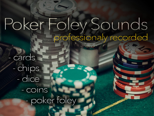 Poker Foley Sounds