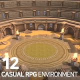 Casual RPG Environment 12