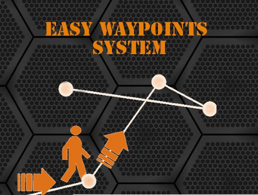 Easy Waypoints - Path System