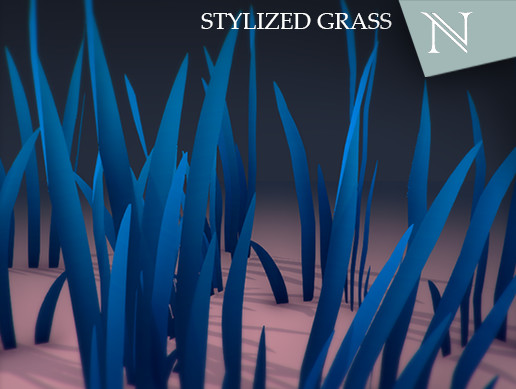 Stylized Grass (Narcissus Project)