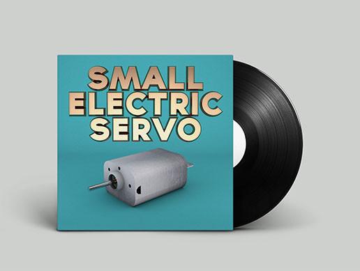 Small Electric Servo Robotic