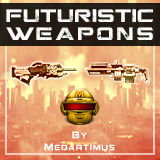 Futuristic Weapons FiringFX with Sounds