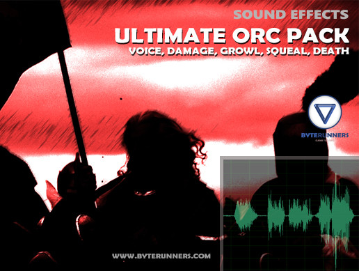 Orc Ultimate Voice Package