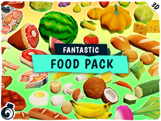 FANTASTIC - Food Pack