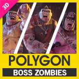 POLYGON - Boss Zombies