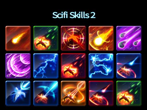 Scifi Skills 2