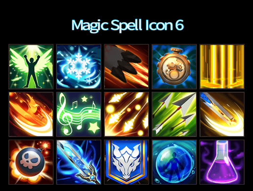 Magic Spell Icon 6