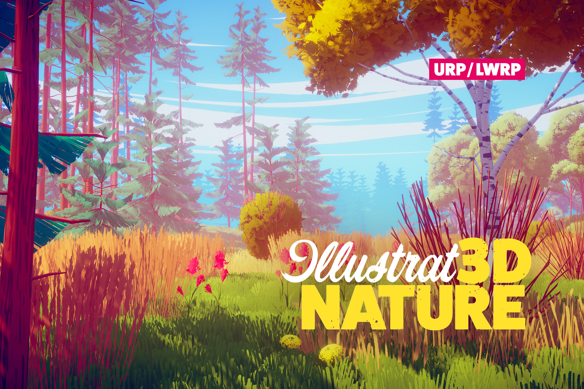 The Illustrated Nature
