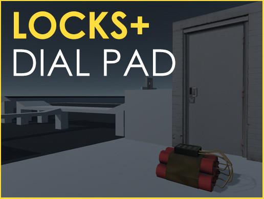 LOCKS+ Dial Pad - Asset Store
