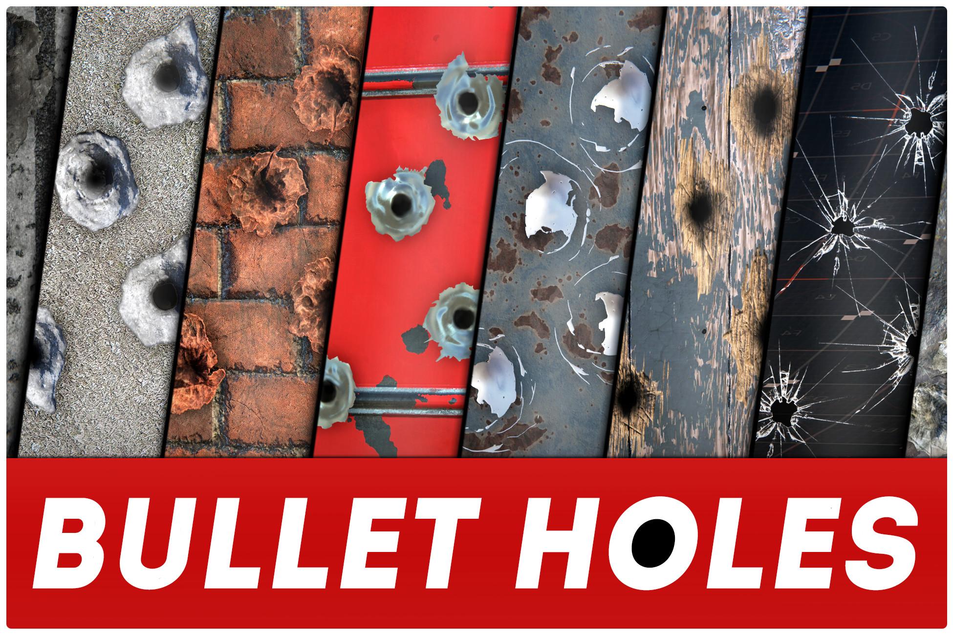 Hq holes