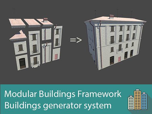 Modular Buildings Framework