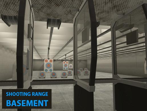 Shooting Range - basement