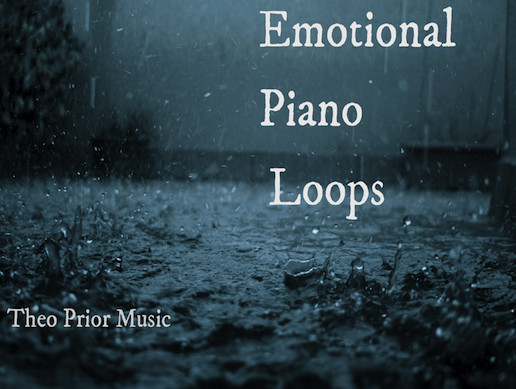 Emotional Piano Loops