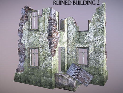 Ruined Building 2