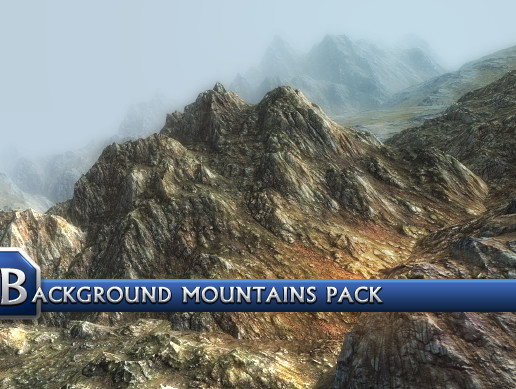 Background Mountains Pack