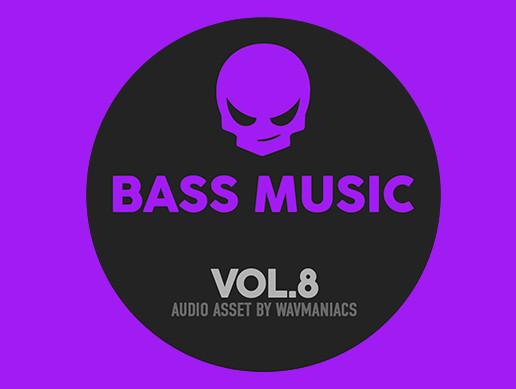 Bass Music Vol.8 (Video Game Music)