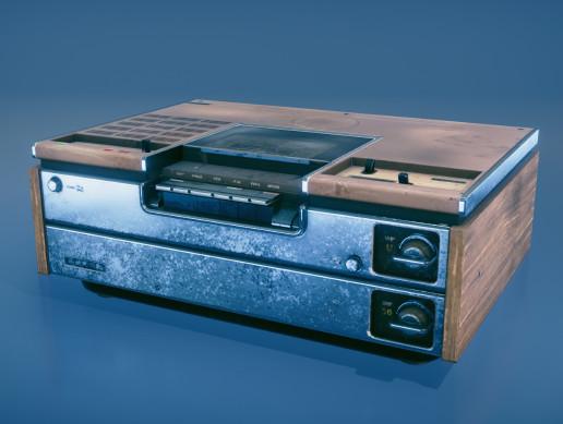 Videocassete Recorder
