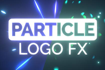 Particle Logo FX