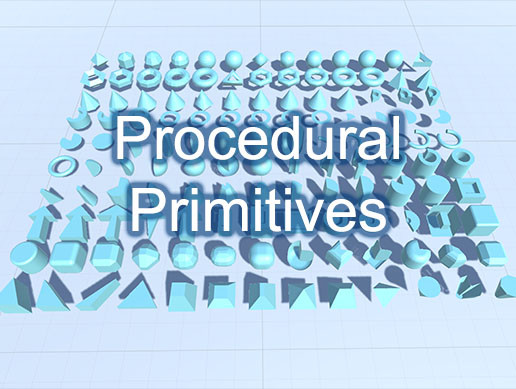 Procedural Primitives
