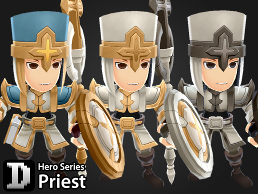 Hero Series - Priest