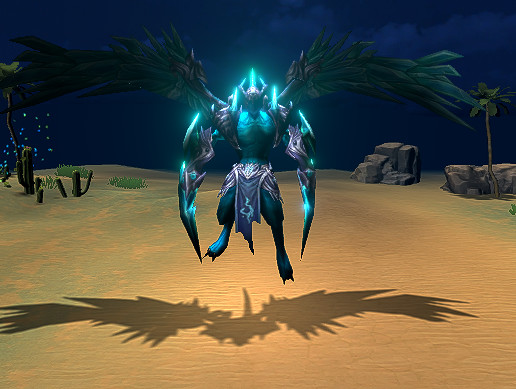 Shadow Fly Demon