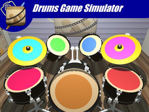Drums Game Simulator
