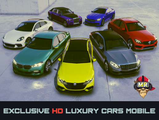 Exclusive HD Luxury Cars Mobile Ready
