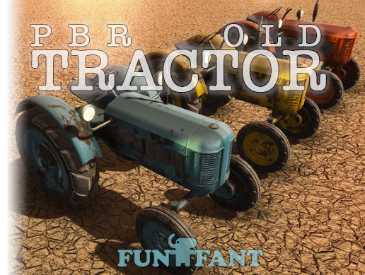 Old Tractor PBR