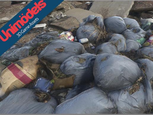 Unimodels Trash vol. 1 (Mobile ready)