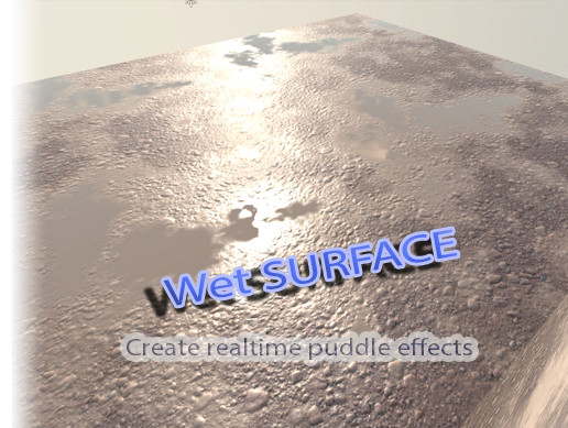 Wet Surface free