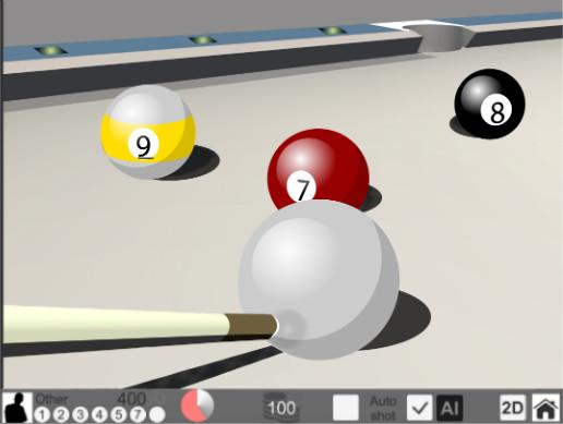 8 Ball Pool (Billiard) Multiplayer ( Photon PUN, WebGL ), AI Template Free Download