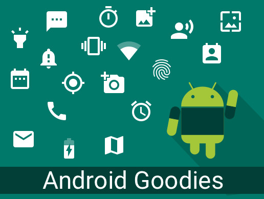 Android Native Goodies PRO - Asset Store