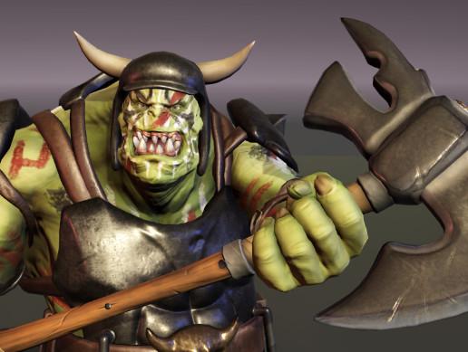 Orc-Ogre