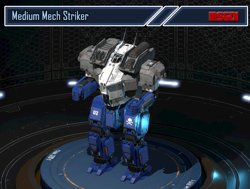 Medium Mech Striker