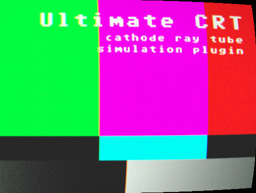 Ultimate CRT - Asset Store
