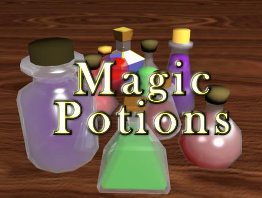 Magic Potions Pack