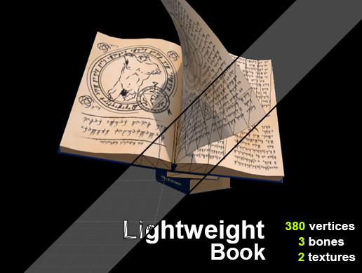 Lightweight Book