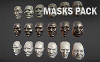 Masks pack