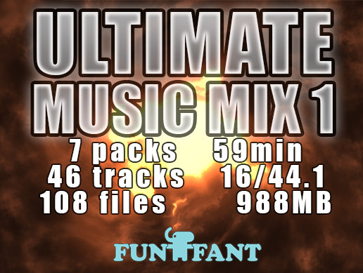 Ultimate Music Mix 1