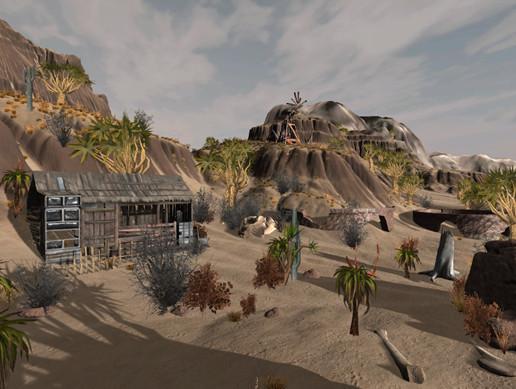 Mesa Terrain