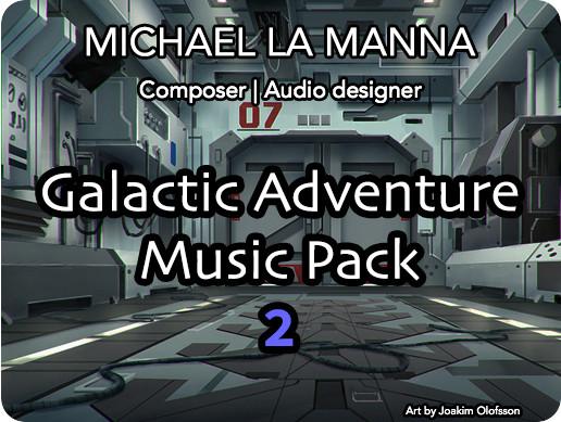 Galactic Adventure Music Pack 2