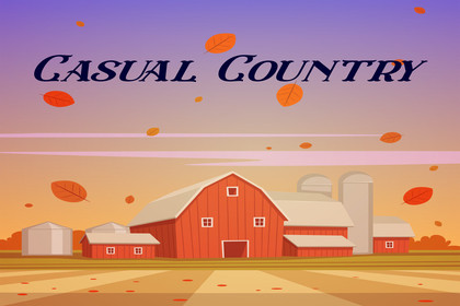 Casual Country Music Pack