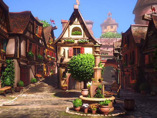 Village Environment Pack
