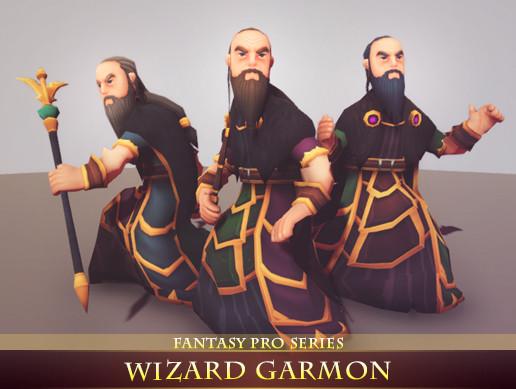 Wizard Garmon