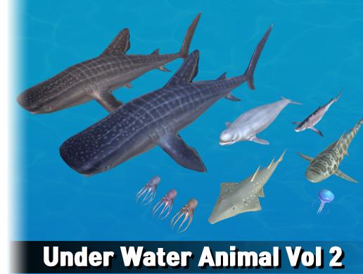 Under Water Animal Vol 2