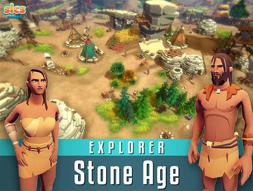 EXPLORER - Stone Age
