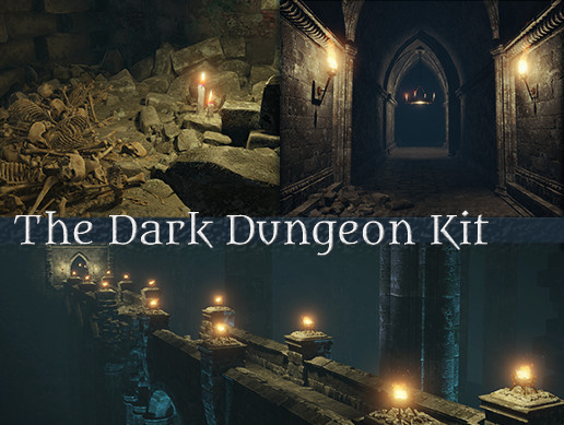 The Dark Dungeon Kit